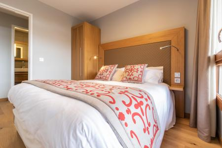 Rent in ski resort 4 room apartment 6 people (602) - Résidence les Monarques - Les Arcs - Bedroom