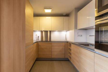 Rent in ski resort 4 room apartment 6 people (602) - Résidence les Monarques - Les Arcs - Kitchen