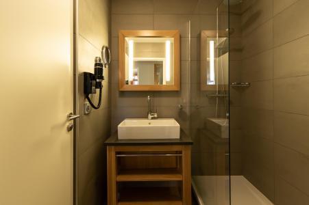 Rent in ski resort 4 room apartment 6 people (602) - Résidence les Monarques - Les Arcs - Shower