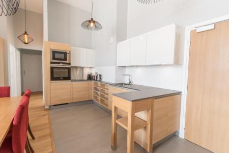 Rent in ski resort 4 room apartment 6 people (701) - Résidence les Monarques - Les Arcs - Kitchen