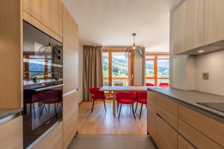 Rent in ski resort 4 room apartment 6 people (905) - Résidence les Monarques - Les Arcs - Apartment