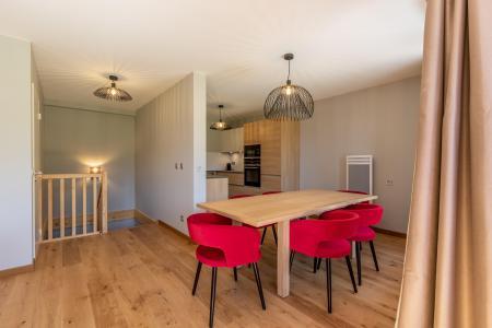 Rent in ski resort 4 room apartment 6 people (905) - Résidence les Monarques - Les Arcs - Table