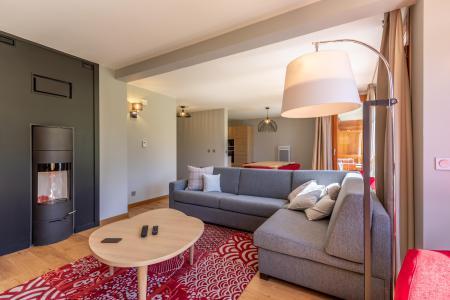 Rent in ski resort 4 room apartment 8 people (905) - Résidence les Monarques - Les Arcs - Bench seat