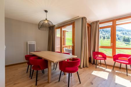 Rent in ski resort 4 room apartment 8 people (905) - Résidence les Monarques - Les Arcs - Table