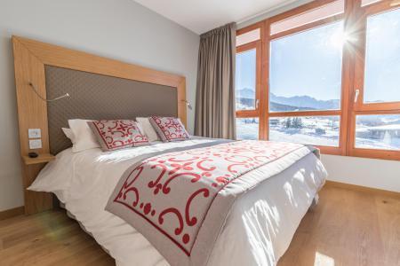 Rent in ski resort 5 room apartment 10 people (703) - Résidence les Monarques - Les Arcs - Bedroom