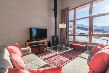 Rent in ski resort 5 room apartment 10 people (703) - Résidence les Monarques - Les Arcs - Coffee table