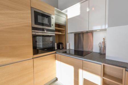 Rent in ski resort 5 room apartment 10 people (703) - Résidence les Monarques - Les Arcs - Kitchen