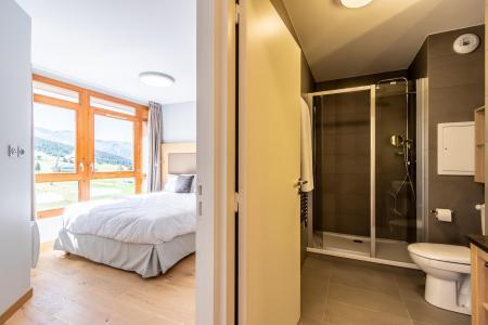 Rent in ski resort 4 room apartment 8 people (905) - Résidence les Monarques - Les Arcs - Reception