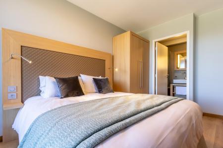 Rent in ski resort 6 room apartment 10 people (1000) - Résidence les Monarques - Les Arcs - Apartment