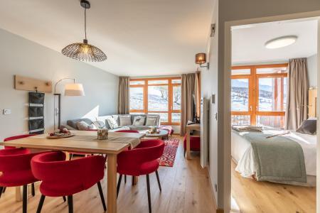 Rent in ski resort 4 room apartment 6 people (717) - Résidence les Monarques - Les Arcs
