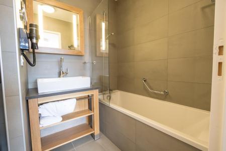 Location au ski Appartement 4 pièces 6 personnes (601) - Résidence les Monarques - Les Arcs - Salle de bains