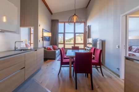 Location au ski Appartement 4 pièces 6 personnes (702) - Résidence les Monarques - Les Arcs - Appartement