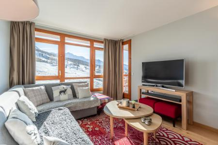 Location au ski Appartement 4 pièces 6 personnes (717) - Résidence les Monarques - Les Arcs - Appartement