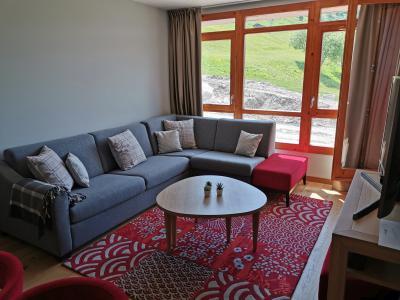 Location au ski Appartement 4 pièces 6 personnes (809) - Résidence les Monarques - Les Arcs - Banquette