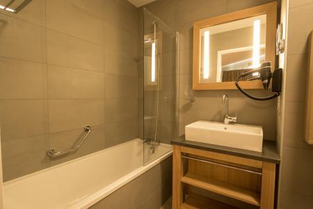 Location au ski Appartement 5 pièces 10 personnes (703) - Résidence les Monarques - Les Arcs - Appartement