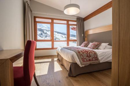 Location au ski Appartement 5 pièces 7-9 personnes (501) - Résidence les Monarques - Les Arcs - Appartement
