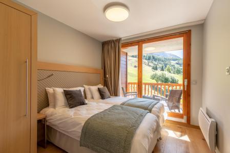Location au ski Appartement 5 pièces 8 personnes (1003) - Résidence les Monarques - Les Arcs - Chambre