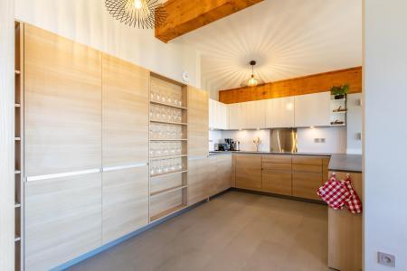 Location au ski Appartement 6 pièces 10 personnes (1000) - Résidence les Monarques - Les Arcs - Appartement