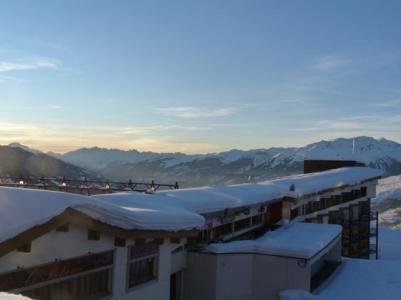 Location au ski Studio 3 personnes (117) - Residence Les Tournavelles - Les Arcs