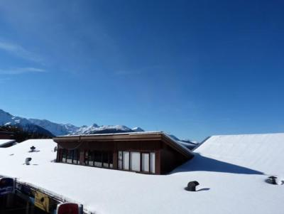 Location au ski Studio 3 personnes (122) - Residence Les Tournavelles - Les Arcs