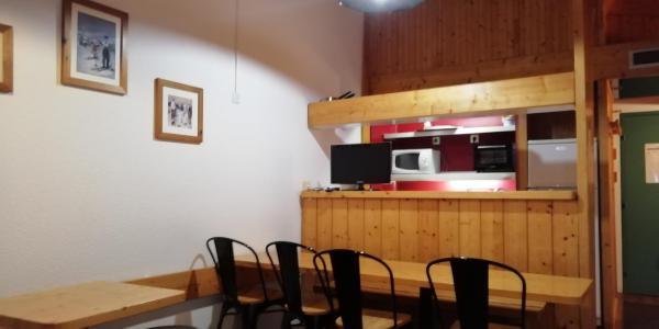 Аренда на лыжном курорте Апартаменты 4 комнат 8 чел. (424) - Résidence les Tournavelles - Les Arcs