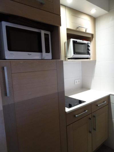 Аренда на лыжном курорте Апартаменты 2 комнат 4 чел. (210) - Résidence les Tournavelles - Les Arcs