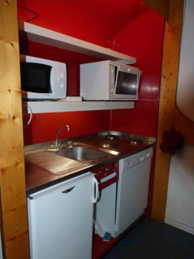 Аренда на лыжном курорте Апартаменты 2 комнат 5 чел. (321) - Résidence les Tournavelles - Les Arcs