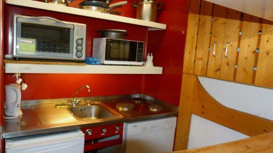Аренда на лыжном курорте Апартаменты 4 комнат 10 чел. (205) - Résidence les Tournavelles - Les Arcs