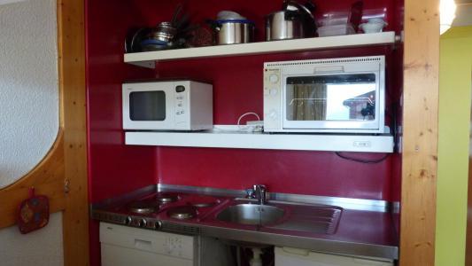 Location au ski Appartement 2 pièces 5 personnes (010) - Residence Les Tournavelles - Les Arcs - Table
