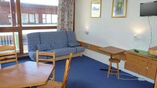 Location au ski Appartement 2 pièces 5 personnes (126) - Residence Les Tournavelles - Les Arcs - Séjour