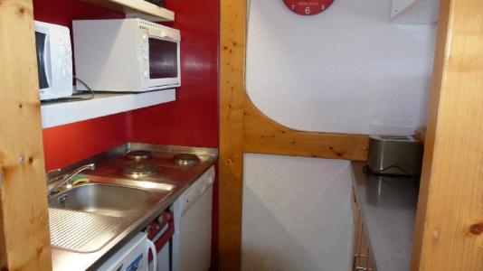 Location au ski Appartement 2 pièces 5 personnes (321) - Residence Les Tournavelles - Les Arcs - Séjour