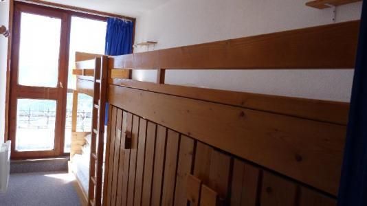Location au ski Appartement 2 pièces 7 personnes (423) - Residence Les Tournavelles - Les Arcs - Lits superposés