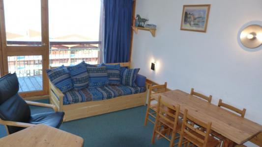Location au ski Appartement 3 pièces 8 personnes (408) - Residence Les Tournavelles - Les Arcs - Séjour