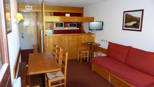 Location au ski Appartement 4 pièces 10 personnes (111) - Residence Les Tournavelles - Les Arcs - Kitchenette