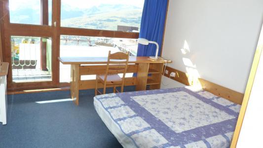 Location au ski Appartement 4 pièces 8 personnes (424) - Residence Les Tournavelles - Les Arcs - Extérieur hiver