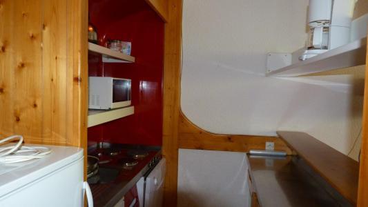 Location au ski Appartement 4 pièces 10 personnes (111) - Residence Les Tournavelles - Les Arcs - Extérieur hiver