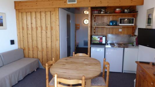 Location au ski Studio coin montagne 4 personnes (016) - Residence Les Tournavelles - Les Arcs - Kitchenette
