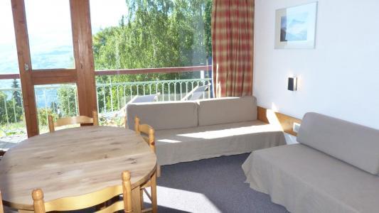 Location au ski Studio coin montagne 4 personnes (016) - Residence Les Tournavelles - Les Arcs - Séjour