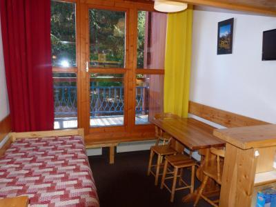 Location au ski Studio mezzanine 4 personnes - Residence Mirantin 1 - Les Arcs