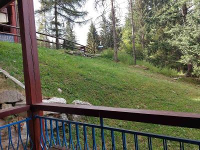 Location au ski Studio mezzanine 4 personnes (203) - Résidence Mirantin 2 - Les Arcs