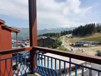 Location au ski Studio mezzanine 3 personnes (236) - Résidence Mirantin 2 - Les Arcs - Séjour
