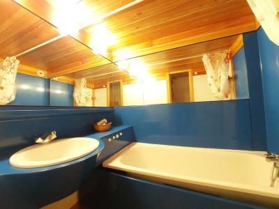 Location au ski Studio mezzanine 3 personnes (236) - Résidence Mirantin 2 - Les Arcs - Table