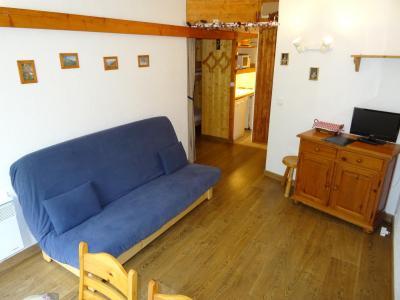Location au ski Studio coin montagne 4 personnes (106) - Residence Miravidi - Les Arcs