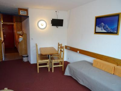 Location au ski Studio coin montagne 4 personnes (404) - Residence Miravidi - Les Arcs