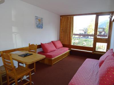 Location au ski Studio coin montagne 4 personnes (626R) - Residence Miravidi - Les Arcs