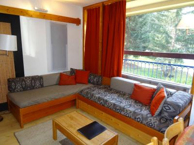 Location au ski Appartement 3 pièces 6 personnes (101) - Résidence Miravidi - Les Arcs - Extérieur hiver
