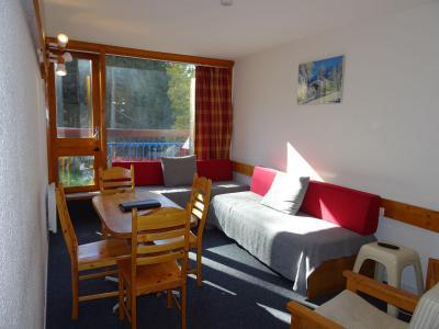 Location au ski Studio coin montagne 4 personnes (425) - Résidence Miravidi - Les Arcs