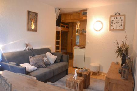 Location au ski Studio coin montagne 4 personnes (110) - Résidence Miravidi - Les Arcs