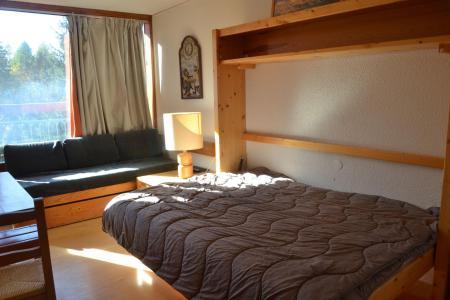 Location au ski Studio coin montagne 4 personnes (509) - Résidence Miravidi - Les Arcs - Intérieur
