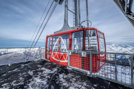 Location au ski Résidence Miravidi - Les Arcs